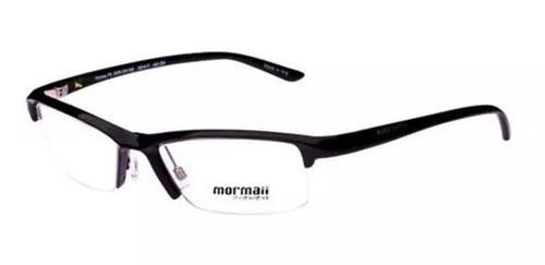 Armação oculos grau mormaii floripa 79 130511752 preto