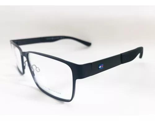 Armação óculos de grau tommy original frete grátis