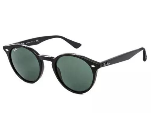 Oculos de sol ray ban round rb2180 preto
