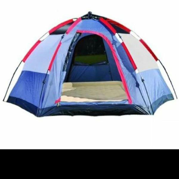 Barraca de camping automática spider mor