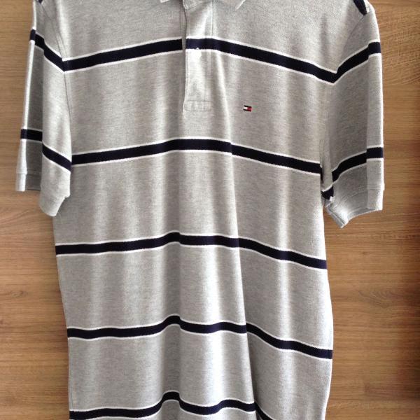 Camisa polo tommy hilfiger masculina original eua
