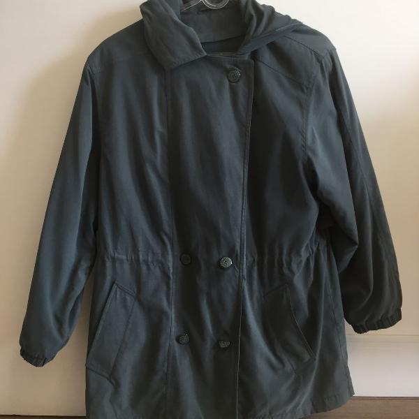 Capa de chuva importada - tamanho grande (82 cm comprimento