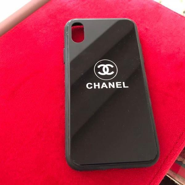 Case chanel iphone x