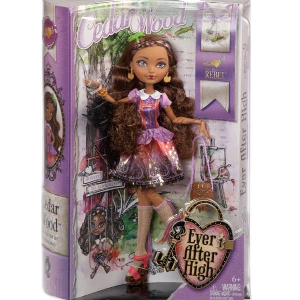 Ever after high cedar wood doll - first wave 2014