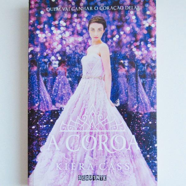 Livro: a coroa - série a seleção