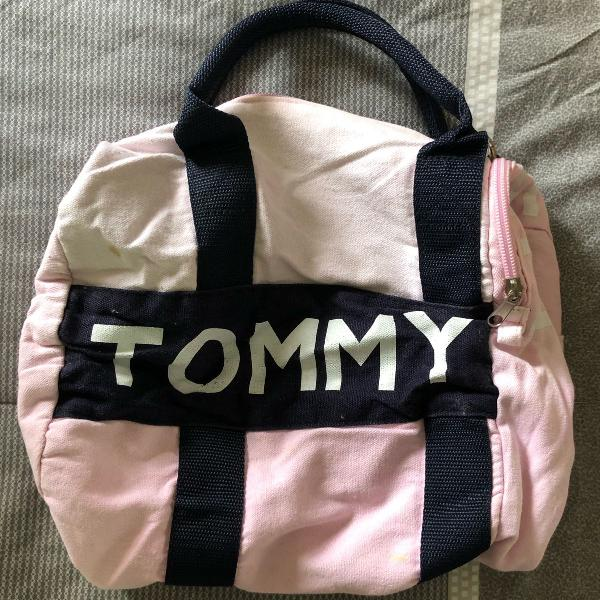 mala pequena Tommy Hilfiger
