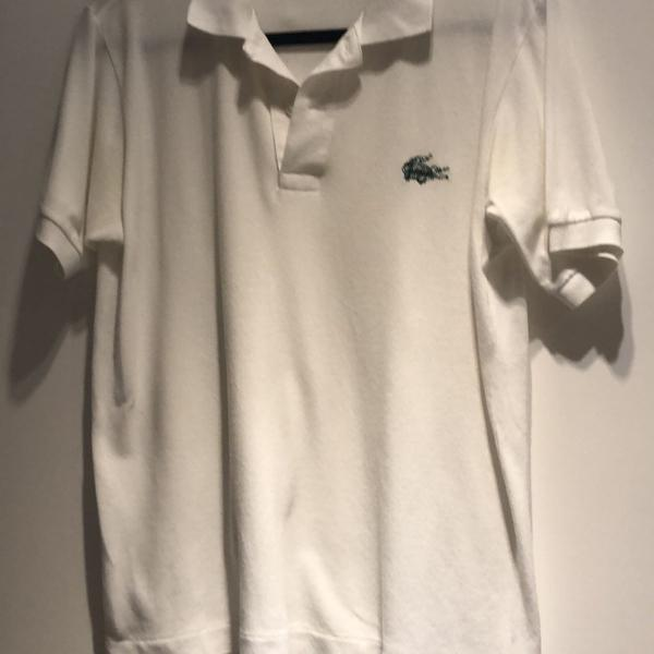 Polo lacoste peter saville