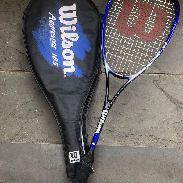 Raquete de squash wilson