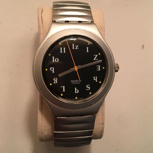 Relógio swatch vintage perfeito