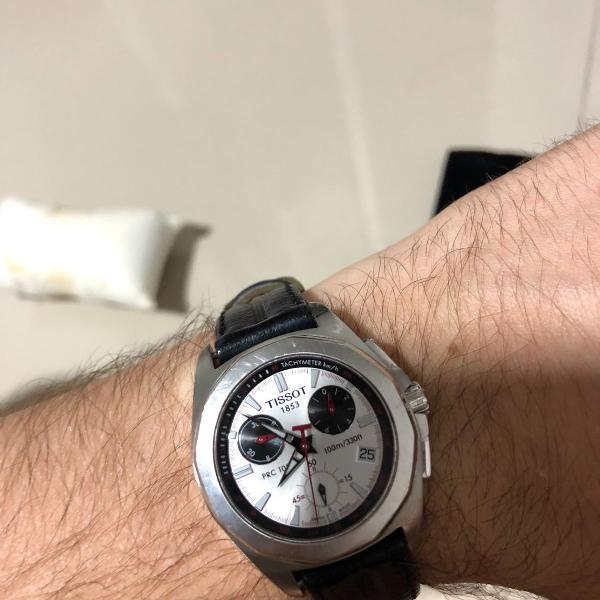 Relógio suíço tissot por ótimo preço :)