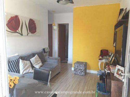 RJ – Campo Grande – Vila Jardim – Apt 2 Quartos –