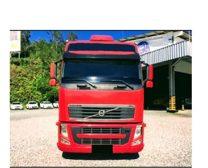 Volvo fh 440 6*2 globetrotter ano 2011