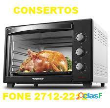 Conserto de forno elétrico brastemp fone 2712 2212