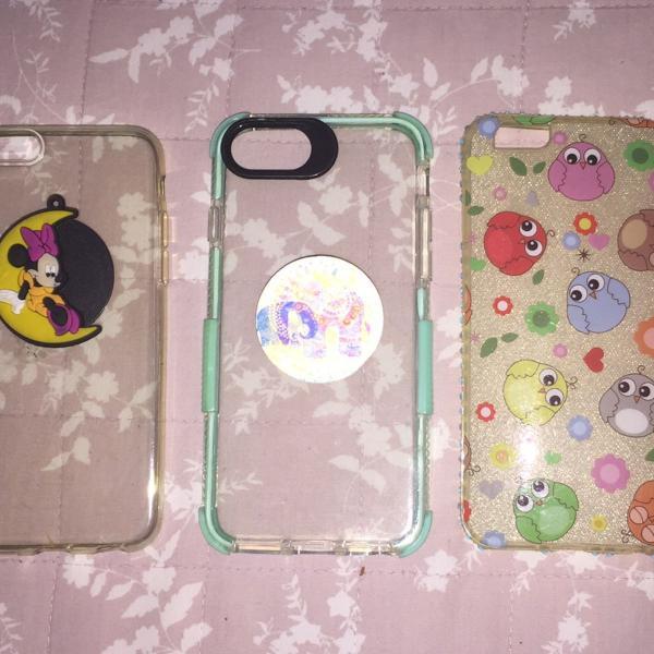 3 capas iphone 6/6s