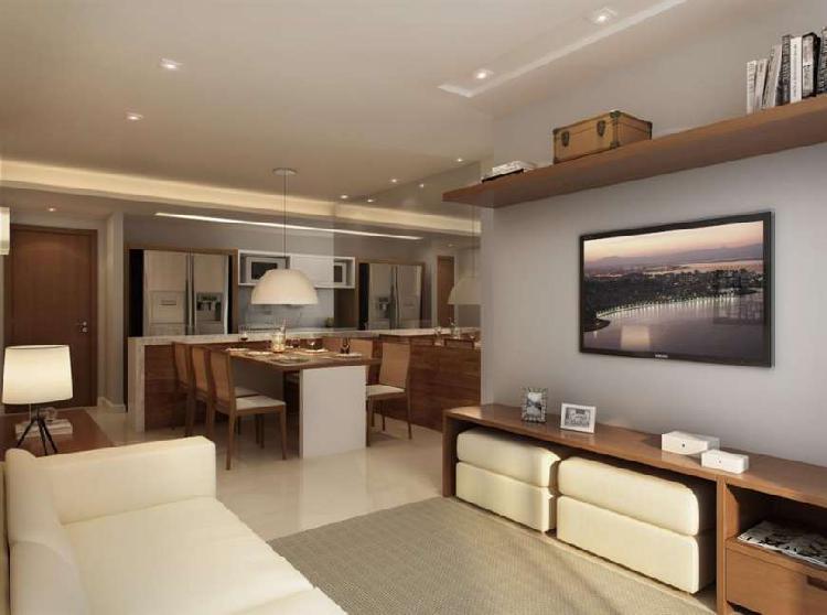 Apartamento com 3 quartos à venda, 81 m² por r$ 418.000