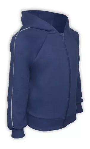 Blusa de moletom com friso tamanho infantil uniforme escolar