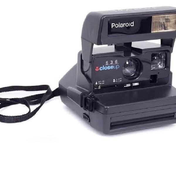 Câmera polaroid 360