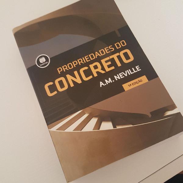 Engenharia civil- propriedades do concreto