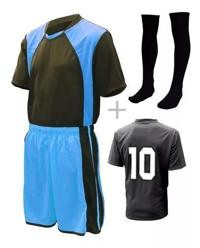 Jogo de uniforme esportivo escolar treino universitário run