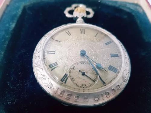 Relógio bolso fico com
