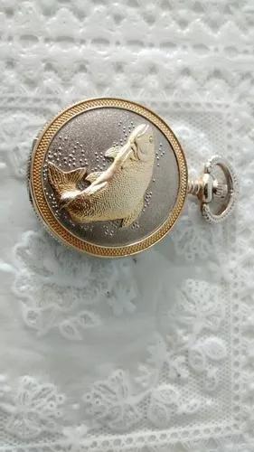 Relógio de bolso vintage