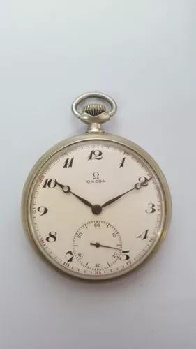 Relógio de bolso ômega antigo