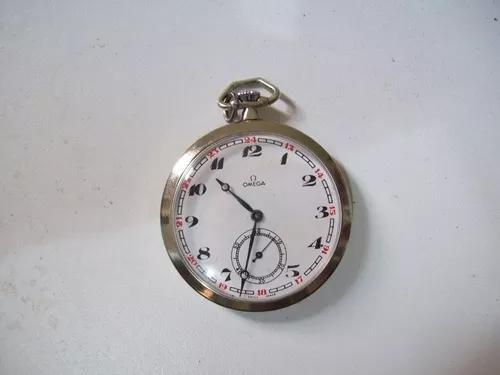 Relógio omega ano 1923 cal. 35.5l original, funcionando