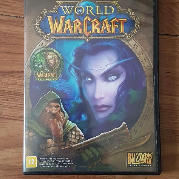 World of warcraft + burning crusade