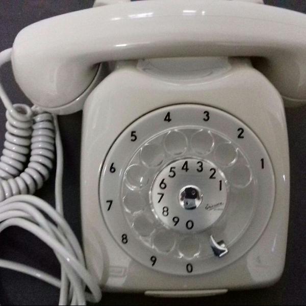 Aparelho telefone antigo ericson perfeito estado