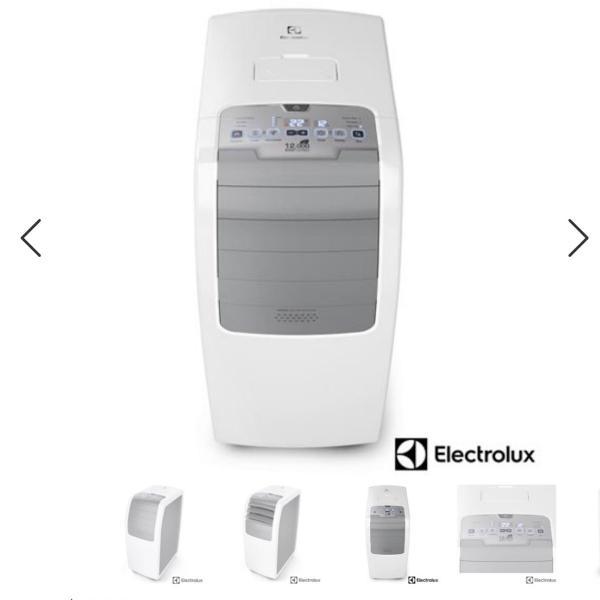 Ar condicionado portatil electrolux