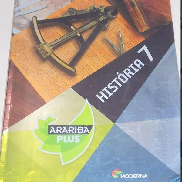 Arariba plus historia 7 maria raquel apolinário