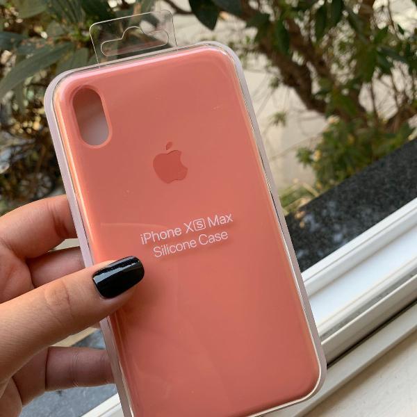 Capa iphone xs max flamingo