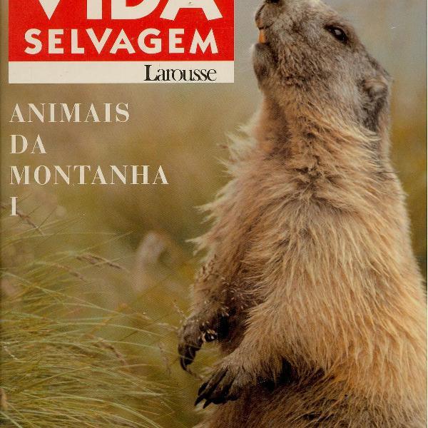 Enciclopédia da vida selvagem: animais da montanha 1