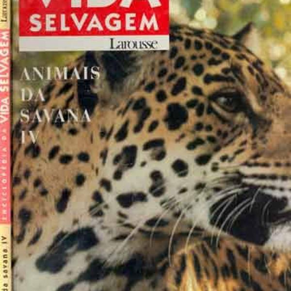 Enciclopédia da vida selvagem: animais da savana 4