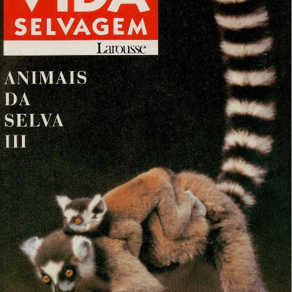 Enciclopédia da vida selvagem: animais da selva 3