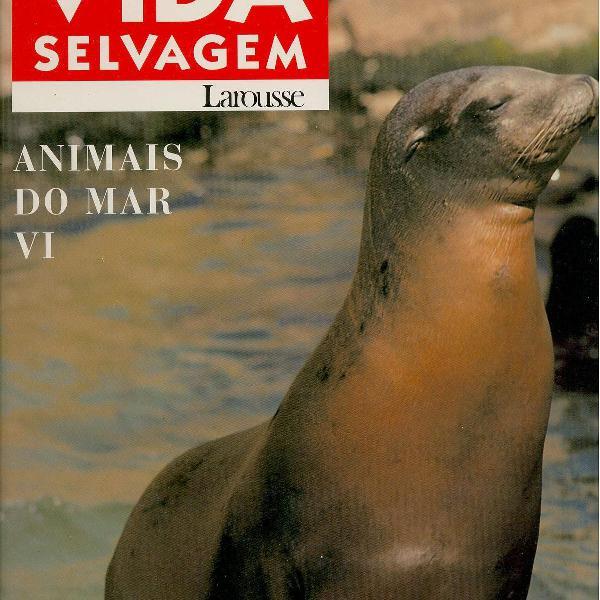 Enciclopédia da vida selvagem: animais do mar 6