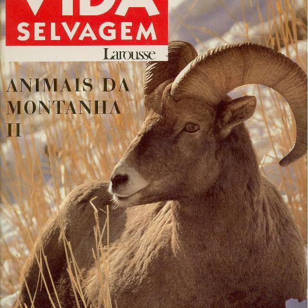 Enciclopedia da vida selvagem: animais da montanha 2