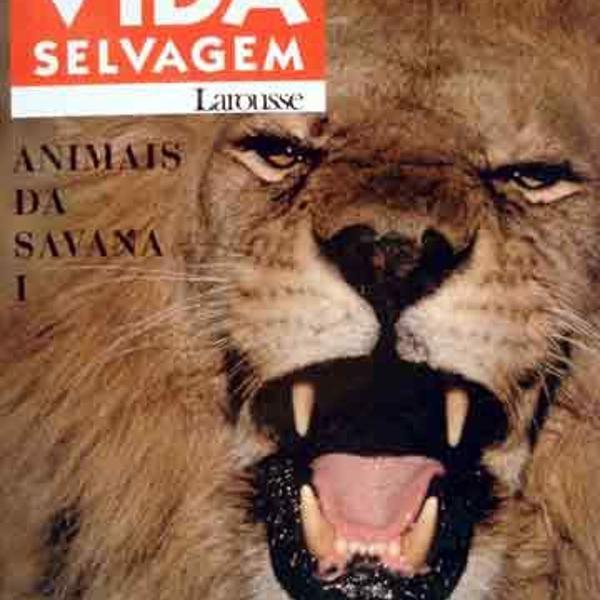 Enciclopedia da vida selvagem: animais da savana 1