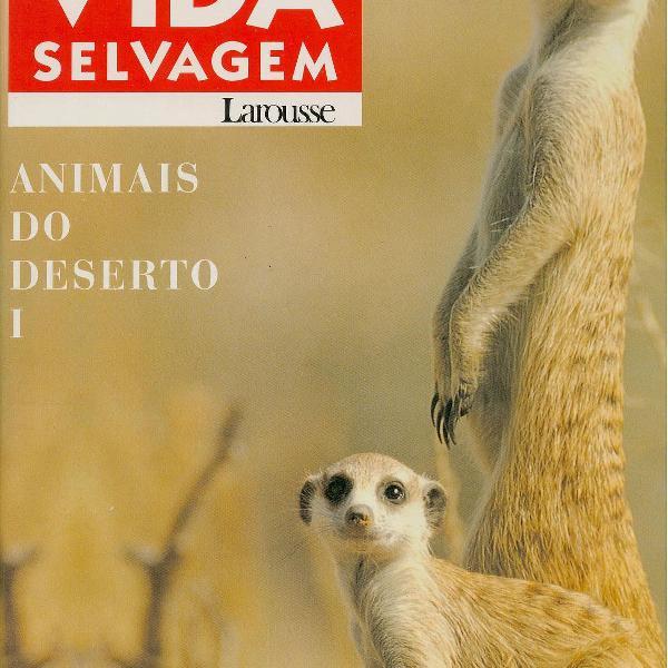 Enciclopedia da vida selvagem: animais do deserto 1