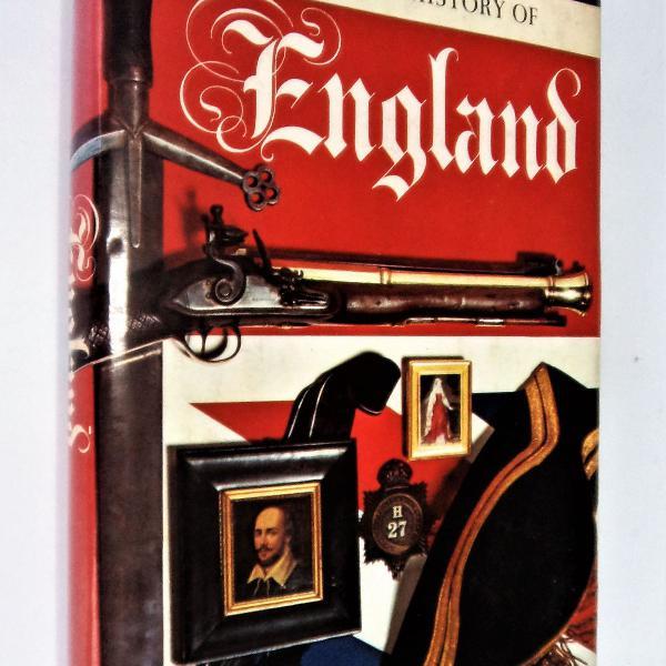 Frete grátis!! - a concise history of england - r. j. white