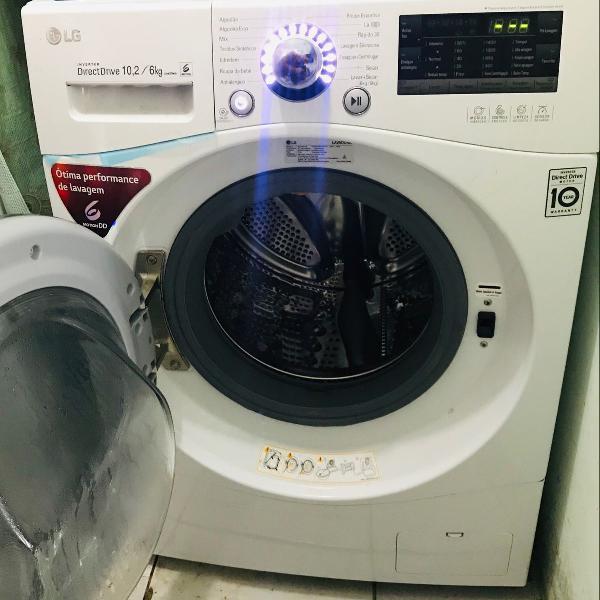 Lava e seca lg 11,5kg