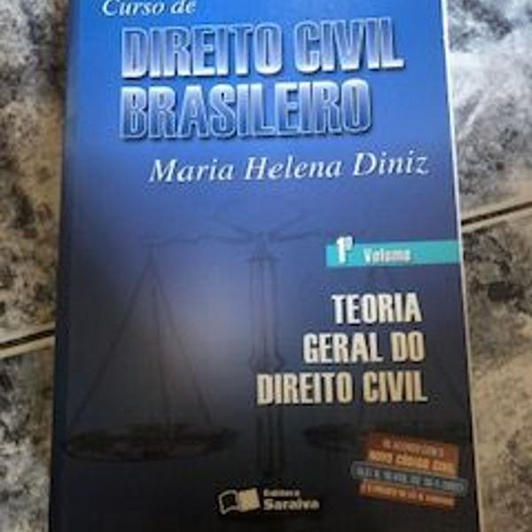 Livro direito civil - teoria geral do direito