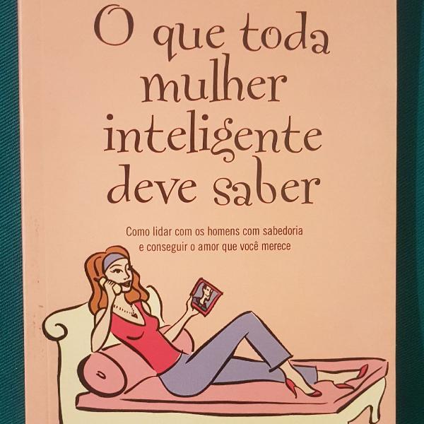 Livro para mulheres inteligentes