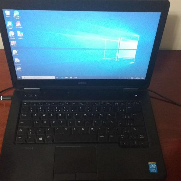 Notebook dell core i5 4gb memoria 500gb hd