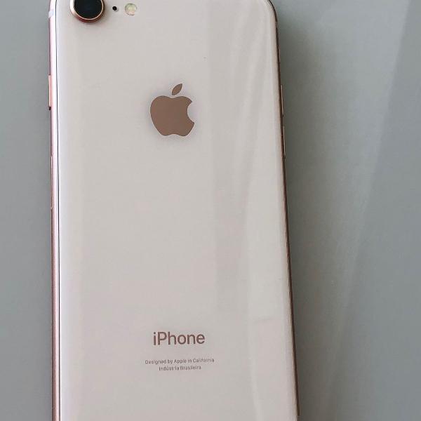 Novo! iphone 8 de 64gb