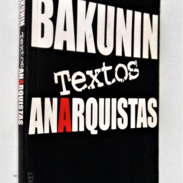 Textos anarquistas - bakunin