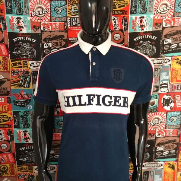 Camisa polo tommy hilfiger tam g original