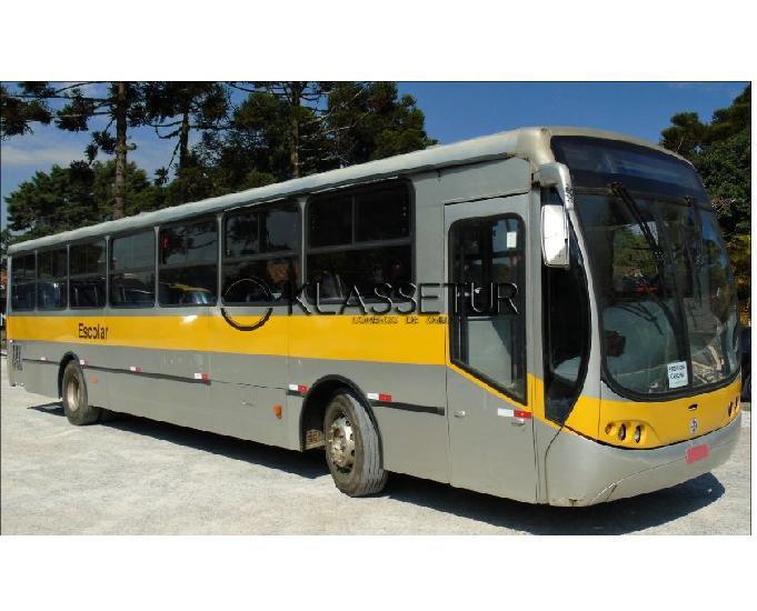 Onibus busscar urbanus plus mb o-500m 45lug(cod.151)ano 2001