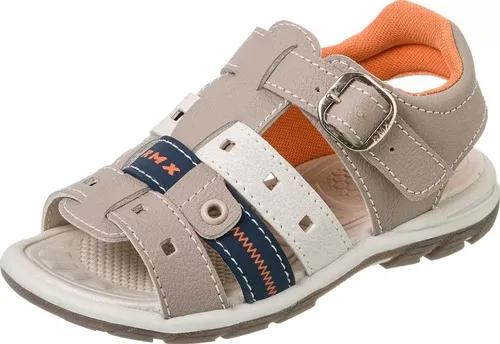 Papete sandália infantil masculino menino 3866-026