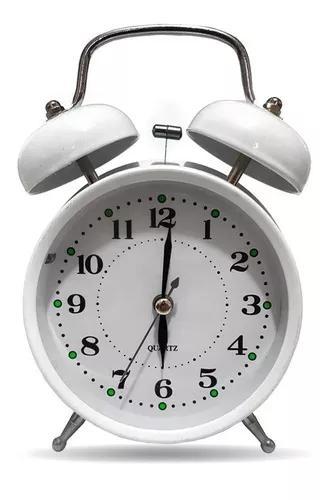 Relógio cabeceira cama casa despertador b